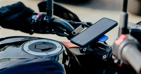 ¿Eres motorista y tienes iPhone? Apple advierte que podrías romperlo
