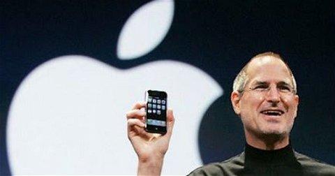 El día que Steve Jobs lanzó un iPhone contra el suelo solo para impresionar