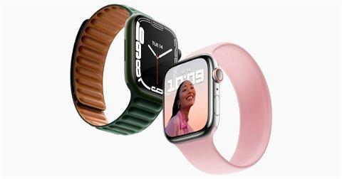 El Apple Watch Series 7 ya se puede reservar en la Apple Store