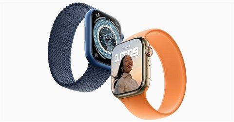 El Apple Watch Series 7 llega con un nuevo cargador de aluminio