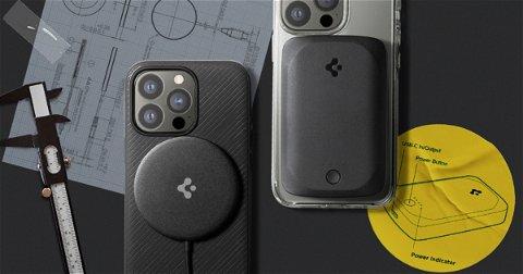 Protege tu nuevo iPhone 13 y disfruta de sus funciones inalámbricas con Spigen