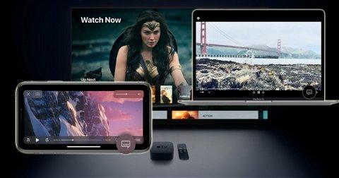 Con la app de Apple TV, puedes cambiar el idioma y los subtítulos en cualquier dispositivo de Apple