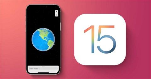 Cómo ver e interactuar con el globo terráqueo de Apple Maps en iOS 15 y iPadOS 15